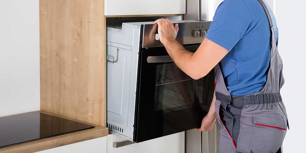 Oven installation Brisbane
